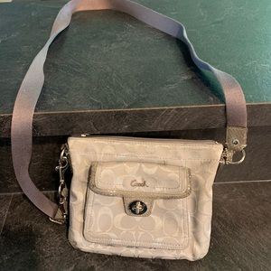 Coach small crossbody purse